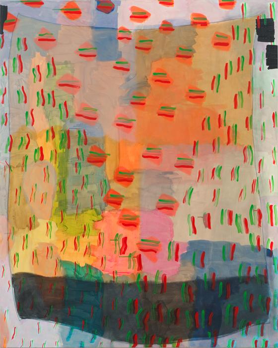 Allison Miller, Noren, Susan Inglett Gallery, New York, New York