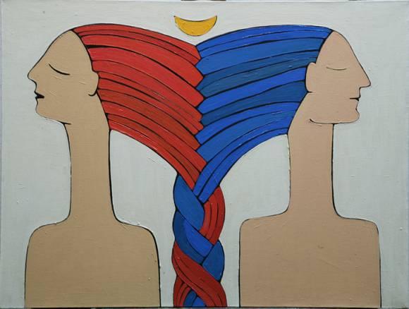 Maria Garkavenko, Untitled, 2008, Ten43 Gallery, New York