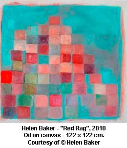 Helen Baker, Red Rag