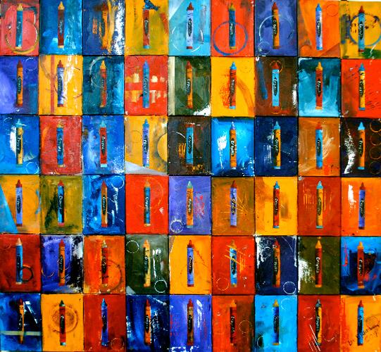 Blair Bradshaw, Crayons 11