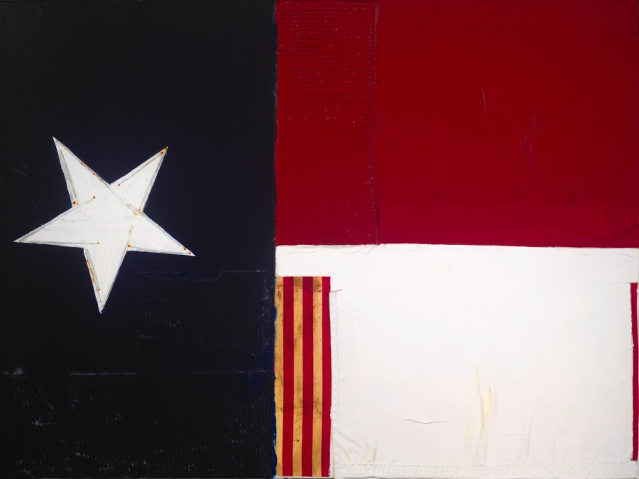 Bernie Taupin, Lone Star, courtesy of the Russell Collection Austin, Texas