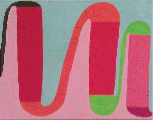 Andrew Masullo, 5244, Whitney Biennial 2012