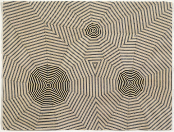 Louise Bourgeois, Untitled, Fabric Work